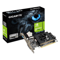 Gigabyte NVIDIA 710 1 GB GDDR3 Graphics Card