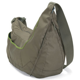 Passport Sling II, grey/pink