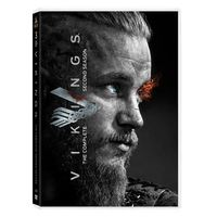Vikings S2, dvd, english