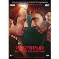 Badlapur, dvd, hindi