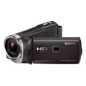 Sony HDR-PJ340E HD Camcorder,  black