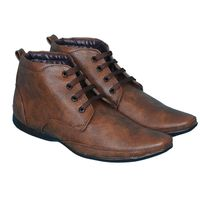 Smoky Tan Decent Shoe SMHABN, 10