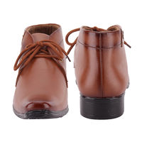 Smoky Tan High Ankel Shoe SM466TN, 9
