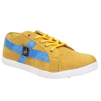 Scootmart Yellow Casual Shoes Scoot405, 8