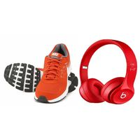 Nike Shoes with Beats Monster, 8