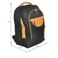 Laptop bag (NR-1125-YLW-BLK)