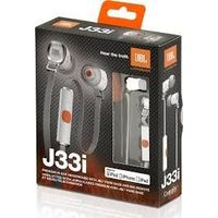 JBL J33i earphones white