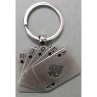 SuperDeals Poker Buddy Key Chain