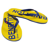 United Colours of Benetton Slipper, yellow, 44