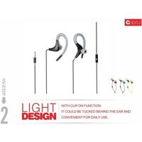 Sports Earphone Wired Headset JBL