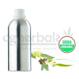 Organic Eucalyptus Oil Globolus 60%, 1000g