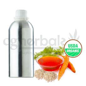 Organic Carrot Seed Oil, 10g