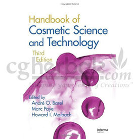 Cosmetics Science And Technology, 3 Volumes Set