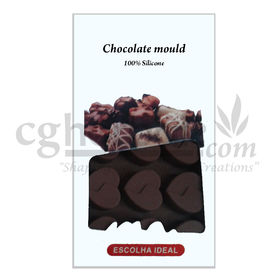 Silicone Small Heart - 1 - Chocolate Mould