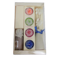 Gift Fragrance Candle Set