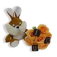 Roses N Teddy