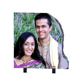 Personalized Photo Rock / Photo Slate / Photo Stone 2207