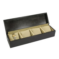 Multi watch wooden box