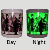 Night Glow Personalized Photo Mugs For Birthday/Anniversary Gifting