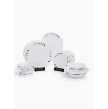 Corelle India Impressions Celebration 21 Pcs Dinner Set