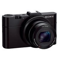 Sony Cybershot DSC-RX100 MK II,  black