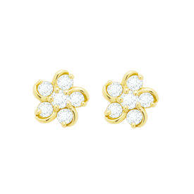 Diamond Earrings - GUER110