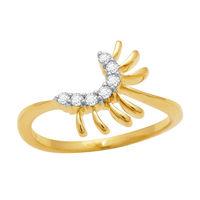 Diamond Rings - DAPS35R, si - ijk, 12, 14 kt