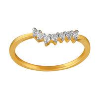 Diamond Rings - BAR683, si - ijk, 12, 14 kt