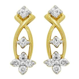Diamond Earrings - BATS0202ER
