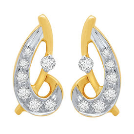 Dazzling Earrings - BAPS194ER