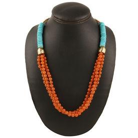 Honey Beads Necklace