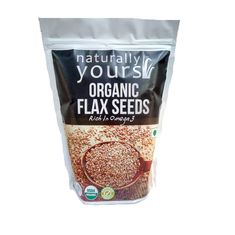 Naturally Yours Flax seed 1Kg