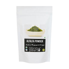Alfalfa Grass Powder 100G