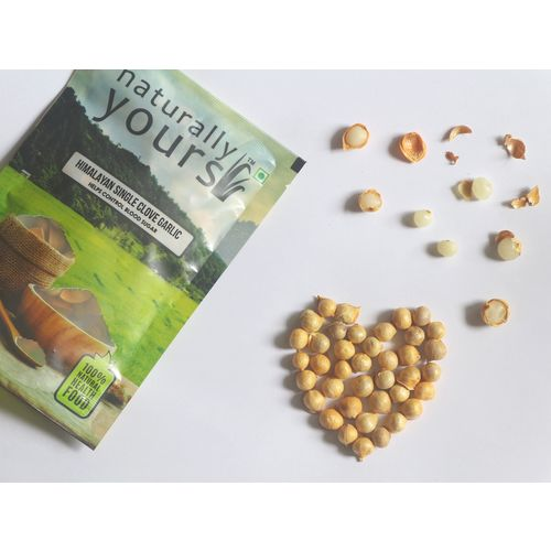 Himalayan Single Clove Garlic 50G