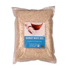 Basmati White Rice 5kg (Bulk)
