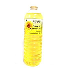 Sunflower Oil 5L (Bulk)