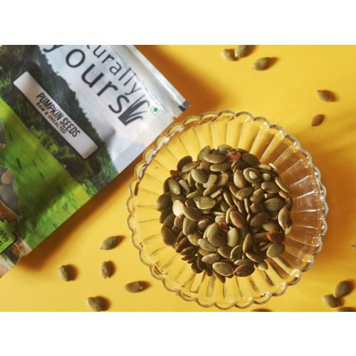 Pumpkin Seeds - Raw 50g