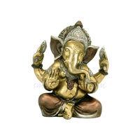 Baby Vinayak Brass Statue, brass