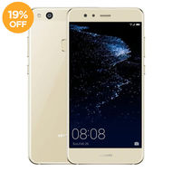 HUAWEI P10 LITE MOBILE/LTE/DUAL SIM/ANDROID 7.0 NOUGAT/5.2 IPS SCREEN,   Gold