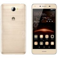 "Huawei Y5(2017) LTE/DualSim/5"" /Android6/8MP/16GB-2GB,  Gold"