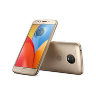"LENOVO MOTO E4 PLUS MOBILE/ 5.5"" Display Screen/Android OS 7.0 Nougat/1.3 Ghz Quad Core/16GB+ 3GB RAM/13MP+ 5MP front camera/5000 mAh,   Gold"