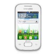 Samsung Galaxy Pocket Duos Plus S5303, Ar W, White,  White
