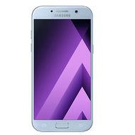 """Samsung GalaxyA3 (2017) LTE/Duos/4.7"""" /16GB-2GB/13MP - SMA320F,  Blue"""
