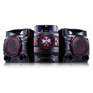 LG Mini Audio CM4460,  Black
