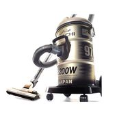 Hitachi Drum Vaccum Cleaner 2200 Watts - Drum, CV975YR24, Titanium Gold, 2200 W