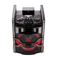 LG OM6540 Micro HiFi-System X-BOOM Club with Backlight,  Black