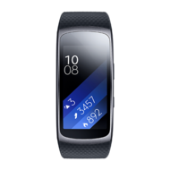 Samsung Gear Fit2, Small,  Dark Gray