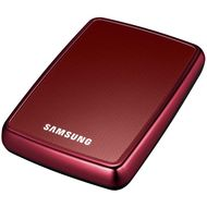 SAMSUNG EXT. HDD S1-200GB,  Red
