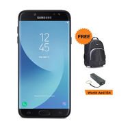 Samsung J7 Pro (2017 - J730F) 3GB, 16GB, 13MP Front & Back Camera, 4G Dual Sim,  Black
