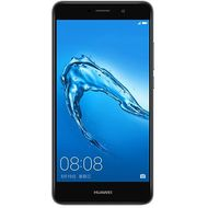 Huawei Y7 Prime Dual SIM - 16GB, 2GB RAM, 12MP+ 8MP Camera, 4G LTE, 4000mAh, Android 7.0,  Gray